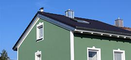 Dachsanierung Altbauten